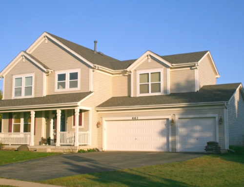 Price Dropped! 4 Bedroom 2.5 Bath 2 Story in Ashcroft in Oswego, IL